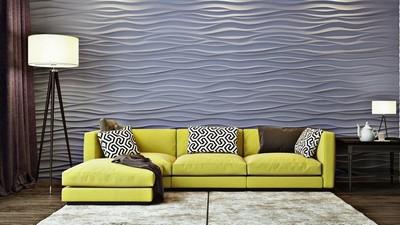 Aplicação de Textura para Sala Lapa - Textura Projetada