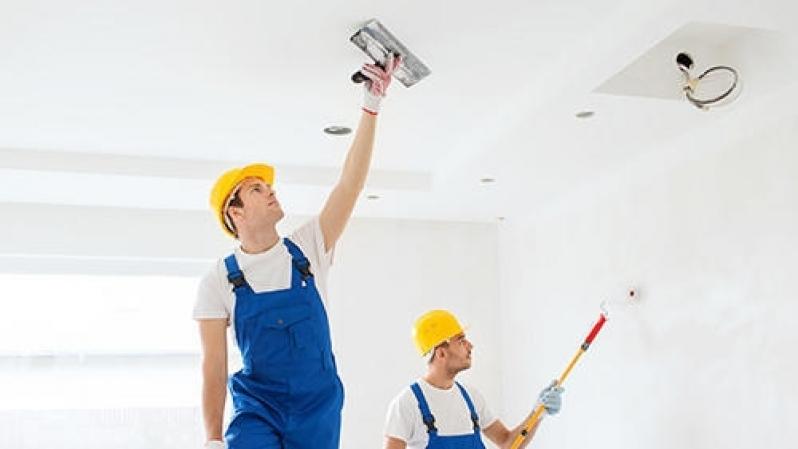 Onde Encontro Serviço de Pintura em Casas Sítio Pinheiros - Serviço de Pintura