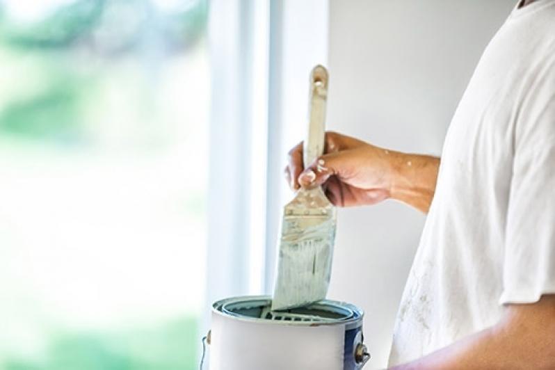 Onde Encontro Serviço de Pintura para Casas Embu-Guaçu - Serviço de Pintura Industrial