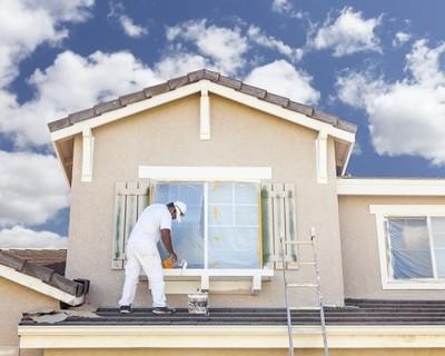 Serviço de Pintura área Externa Preço Potuverá - Serviço de Pintura Residencial
