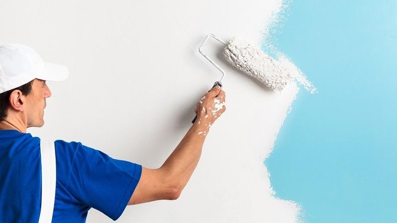 Serviço de Pintura e Reparos Preço Embu das Artes - Serviço de Pintura Profissional