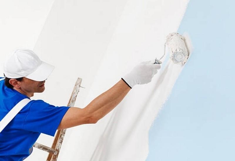 Serviço de Pintura para Casas Vila Geni - Serviço de Pintura