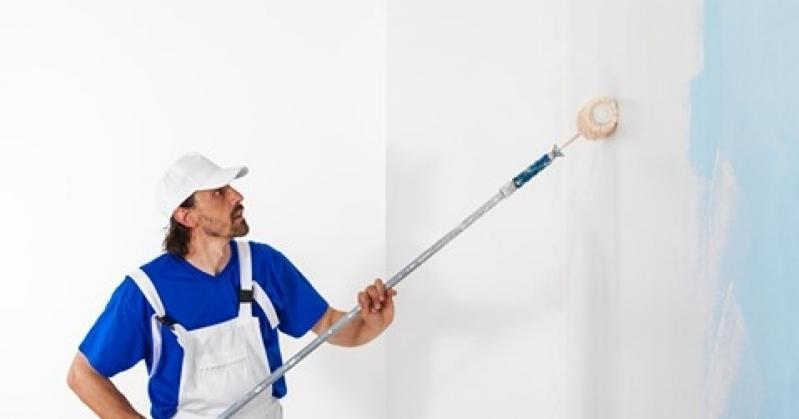 Serviço de Pintura Profissional Preço Osasco - Serviço de Pintura Residencial