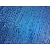 aplicar pintura textura em gel Refúgio da Serra