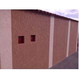 grafiato para parede externa Grajau