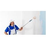 serviço de pintura em casas preço Parque Santo Antônio