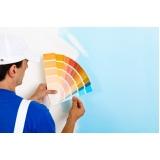 serviços de pintura e reparos Parque Santa Amélia