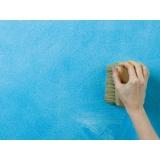 serviço de pintura com textura