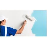 serviço de pintura e reparos
